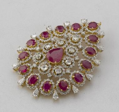 380 x 358 · 111 kB · jpeg, Indian diamond jewellery, precious ...
